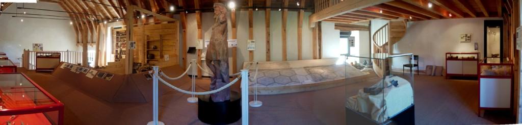 Panorama pour Visiter le Musée de Javols