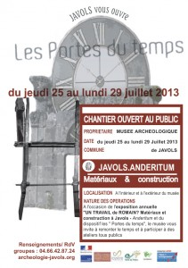 affiche animations